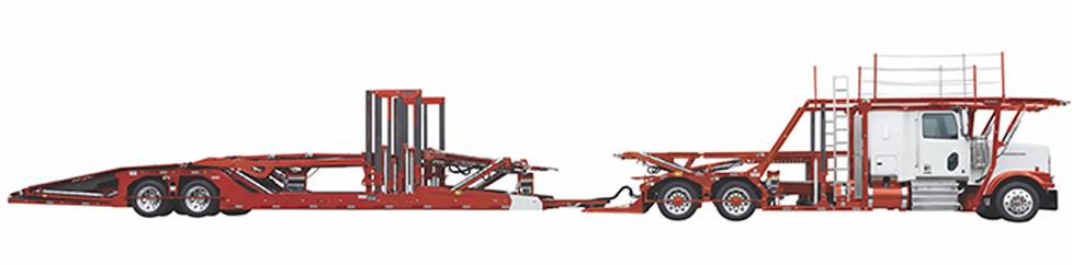 Design for Boydstun 9107-46 QL car hauler trailer